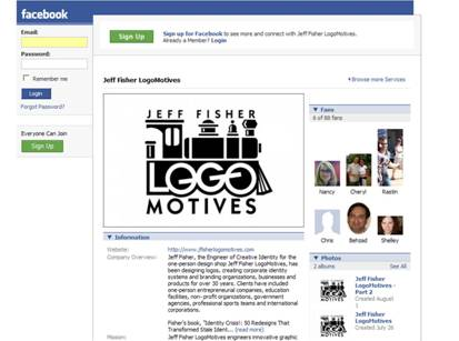 Image of LogoMotives FaceBook page