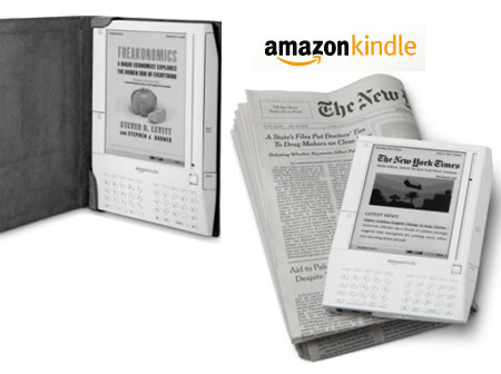Amazon Kindle is as close as you can get to a book
